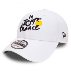 New Era 9Forty Tour De France Jersey Pack White - UNI