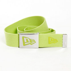 New Era Canvas Basic Belt Cyber Green - UNI