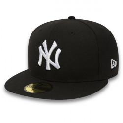 New Era MLB Basic NY Yankees Black White