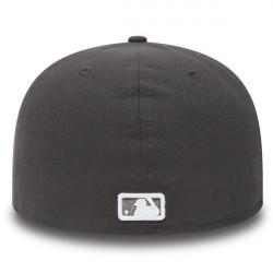 New Era MLB Basic NY Yankees Graphite White #1