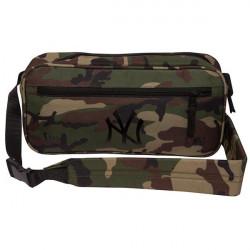 New Era MLB Waist Bag NY Yankees Woodland Camo - UNI