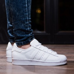 Nike Dámske tenisky Adidas Superstar Junior White White fcf5db7e76a