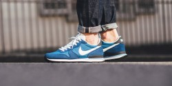 Nike INTERNATIONALIST STAR BLUE