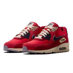 Nike Pánske tenisky Air Max 90 SE Premium University Red