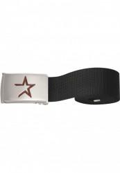 Opasok MSTRDS Belt MLB Woven Single HA black