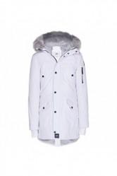 Pánska biela bunda na zimu Sixth June Nylon Lining Fur Parka #3