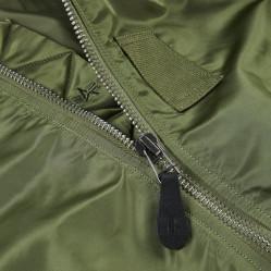 Pánska bunda Alpha Industries B-15 Flight Jacket Sage Green #3
