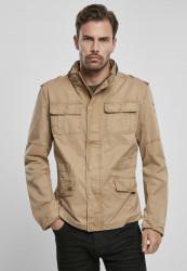 Pánska bunda BRANDIT Britannia Jacket Farba: camel, Grösse: XXL