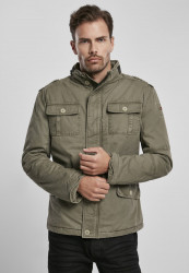 Pánska bunda BRANDIT Britannia Winter Jacket Farba: olive, Grösse: 5XL