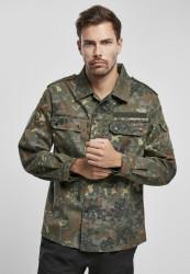 Pánska bunda BRANDIT BW Feldbluse Farba: flecktarn, Grösse: XXL