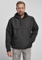 Pánska bunda BRANDIT Fleece Pull Over Windbreaker Farba: snowcamo, Grösse: 5XL