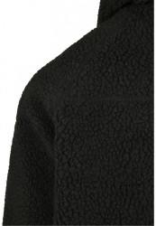 Pánska bunda BRANDIT Teddyfleece Worker Jacket Farba: black, #10