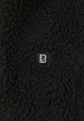 Pánska bunda BRANDIT Teddyfleece Worker Jacket Farba: black, #13