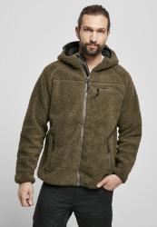 Pánska bunda BRANDIT Teddyfleece Worker Jacket Farba: black, #15