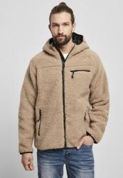 Pánska bunda BRANDIT Teddyfleece Worker Jacket Farba: black, #16