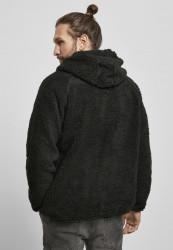 Pánska bunda BRANDIT Teddyfleece Worker Jacket Farba: black, #2