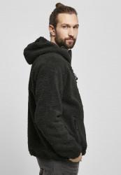 Pánska bunda BRANDIT Teddyfleece Worker Jacket Farba: black, #3