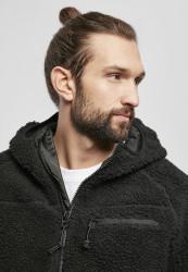 Pánska bunda BRANDIT Teddyfleece Worker Jacket Farba: black, #5