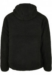 Pánska bunda BRANDIT Teddyfleece Worker Jacket Farba: black, #8