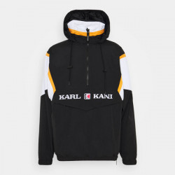 Pánska bunda Karl Kani Retro Block Reversible Windbreaker