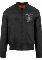 Pánska bunda Merchcode Motörhead Lemmy Bomber Jacket #1