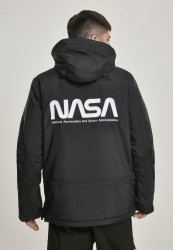 Pánska bunda MR.TEE NASA Windbreaker Farba: cool grey, #3