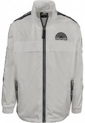 Pánska bunda Southpole Logo Tape Track Jacket Farba: white,