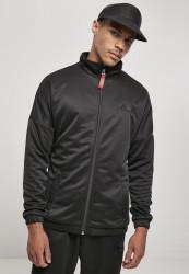 Pánska bunda Southpole Tricot Jacket with Tape Farba: black,