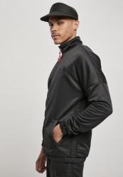 Pánska bunda Southpole Tricot Jacket with Tape Farba: black, Grösse: XXL #1