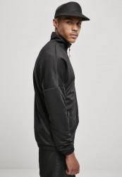 Pánska bunda Southpole Tricot Jacket with Tape Farba: black, Grösse: XXL #3