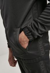 Pánska bunda Southpole Tricot Jacket with Tape Farba: black, Grösse: XXL #6
