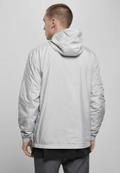 Pánska bunda URBAN CLASSICS Basic Pull Over Jacket lightasphalt #2