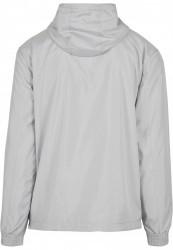 Pánska bunda URBAN CLASSICS Basic Pull Over Jacket lightasphalt #7
