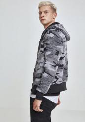 Pánska Bunda Urban Classics Camo Zip Jacket #1