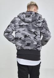 Pánska Bunda Urban Classics Camo Zip Jacket #2