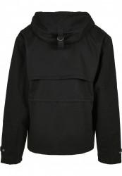 Pánska bunda Urban Classics Cotton Field Jacket black #1