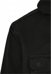 Pánska bunda Urban Classics Cotton Field Jacket black #3