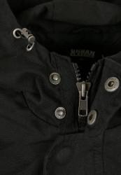 Pánska bunda Urban Classics Cotton Field Jacket black #4