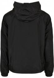 Pánska bunda Urban Classics Full Zip Nylon Crepe black #1