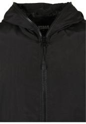Pánska bunda Urban Classics Full Zip Nylon Crepe black #2