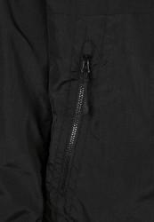 Pánska bunda Urban Classics Full Zip Nylon Crepe black #4