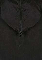 Pánska bunda Urban Classics Full Zip Nylon Crepe black #5