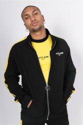 Pánska čierna mikina na zips Sixth June Logo Farba: Čierna,