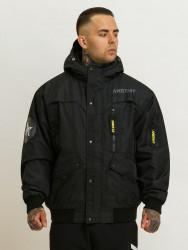 Pánska čierna zimná bunda Amstaff Conex 3