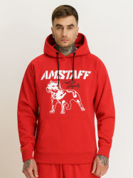 Pánska mikina Amstaff Logo 2.0 Hoodie