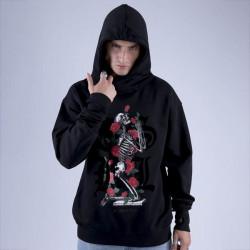 Pánska mikina Cayler & Sons BLACK LABEL Sweatshirt CSBL Arise Hoody black Size: L