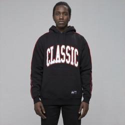 Pánska mikina Cayler & Sons hoody Black Label Worldwide Classic Hoody black Size: XL