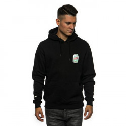 Pánska mikina Cayler & Sons WL Savings Hoody black/mc Size: XL