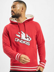 Pánska mikina Dangerous DNGRS / Hoodie Flying Eagle in red Size: 3XL