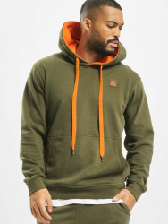 Pánska mikina Just Rhyse / Hoodie Hills Dale in olive Size: L